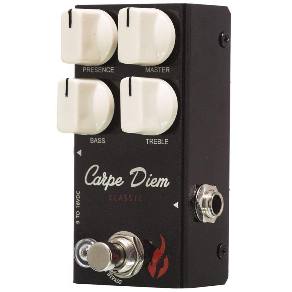 Pedal Fire Carpe Diem Compact Series - Overdrive