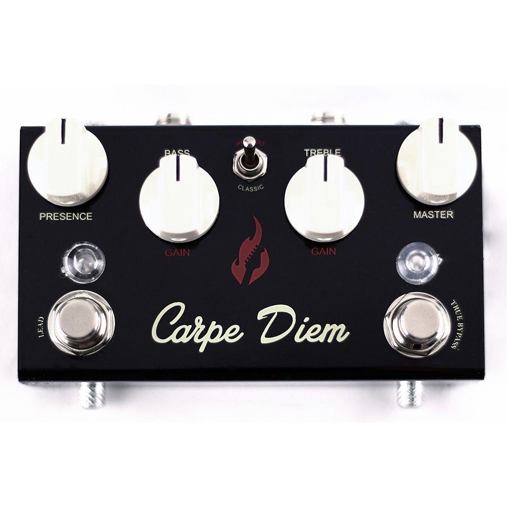 Pedal Fire Carpe Diem - Overdrive