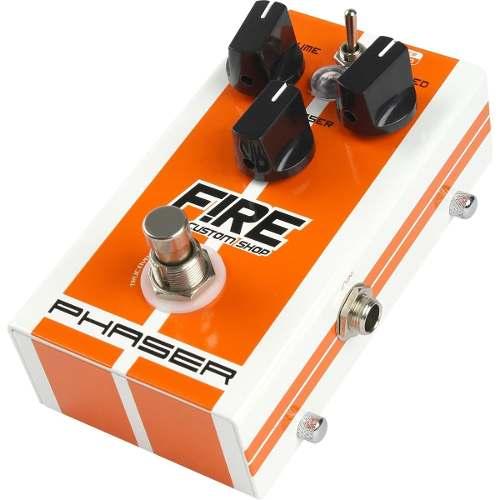 Pedal Fire Phaser Vibrato