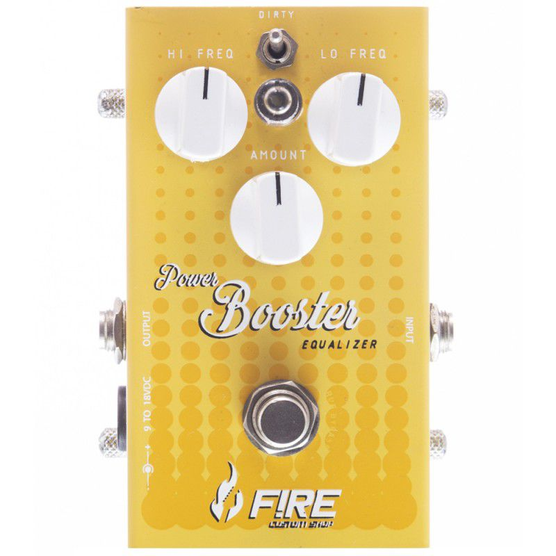 Pedal Fire Power Booster