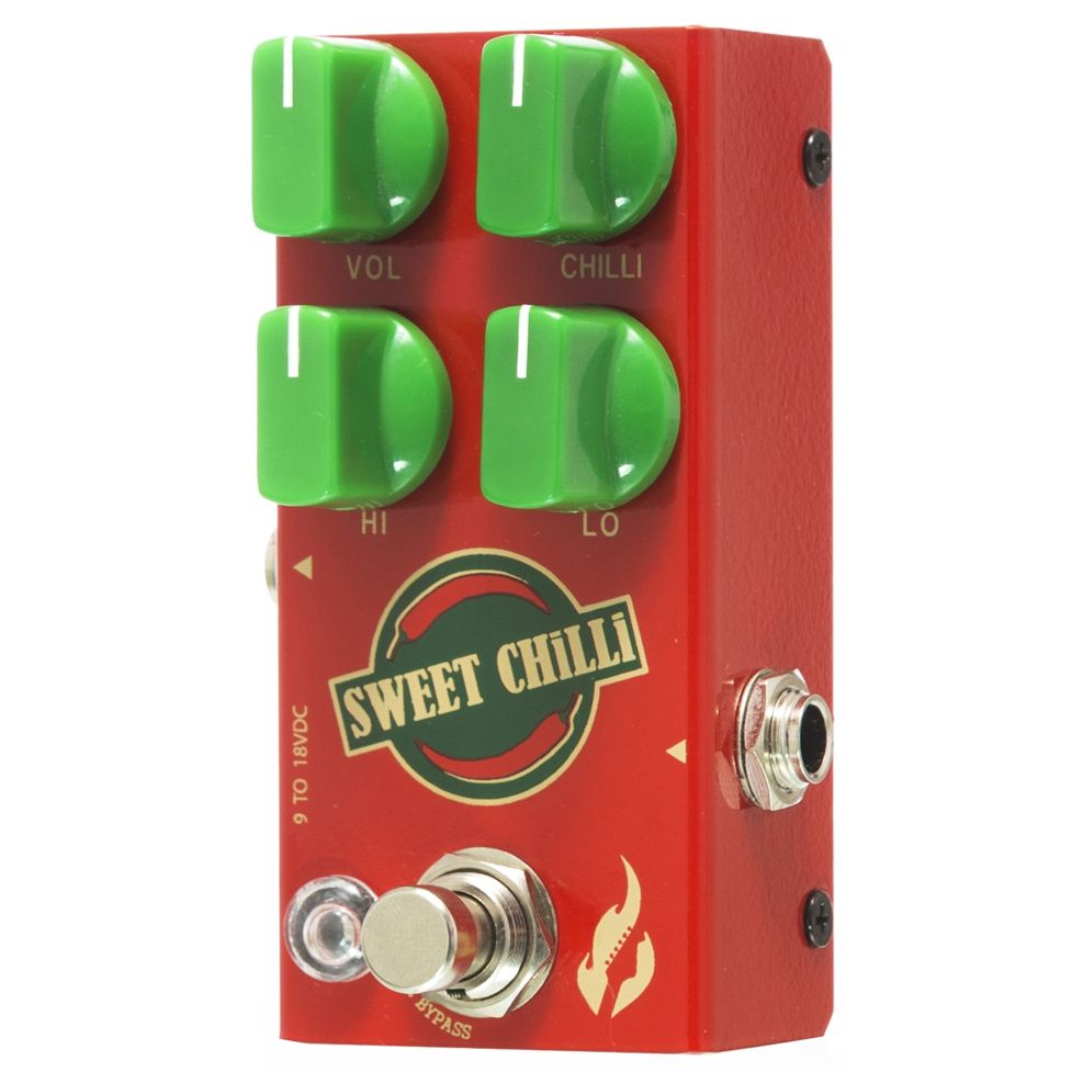 Pedal Fire Sweet Chilli Compact Series - Overdrive