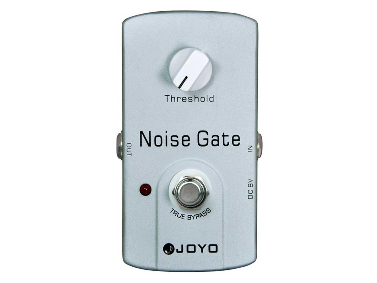 Pedal Guitarra Joyo JF-31 Noise Gate - Elimina Ruído