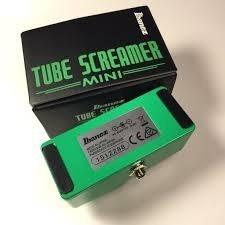 Pedal Ibanez Tube Screamer Ts Mini