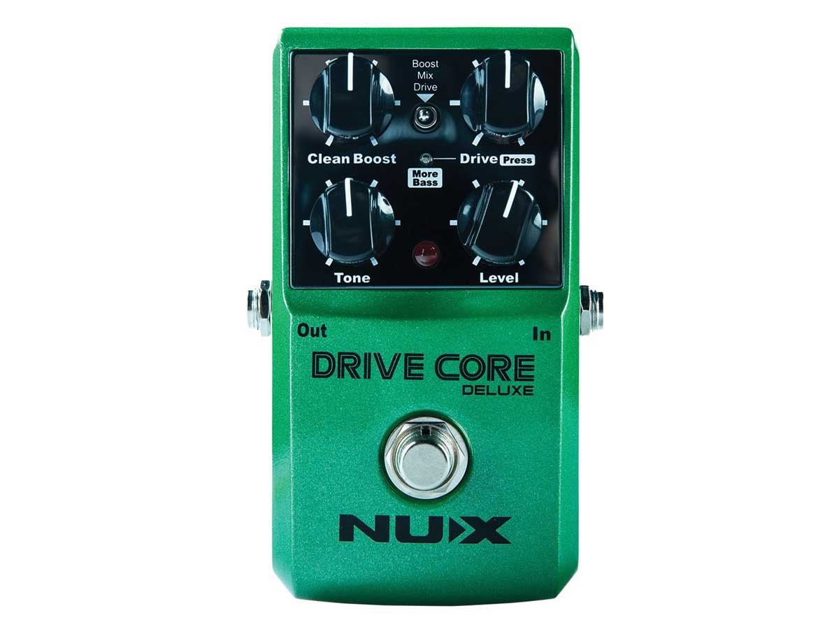 Pedal Nux Drive Core Deluxe