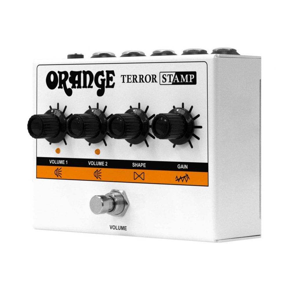 Pedal para Guitarra Orange Terror Stamp Híbrido - Amplificador 10380119 *