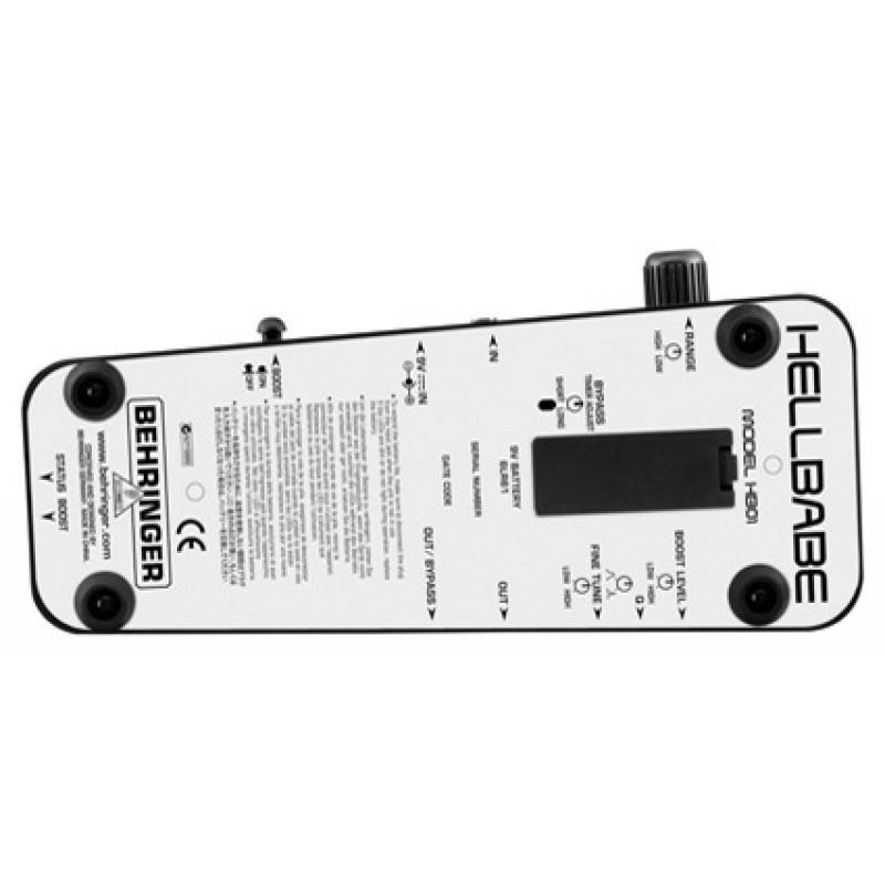 Pedal Wah Wah Behringer Hellbabe HB01