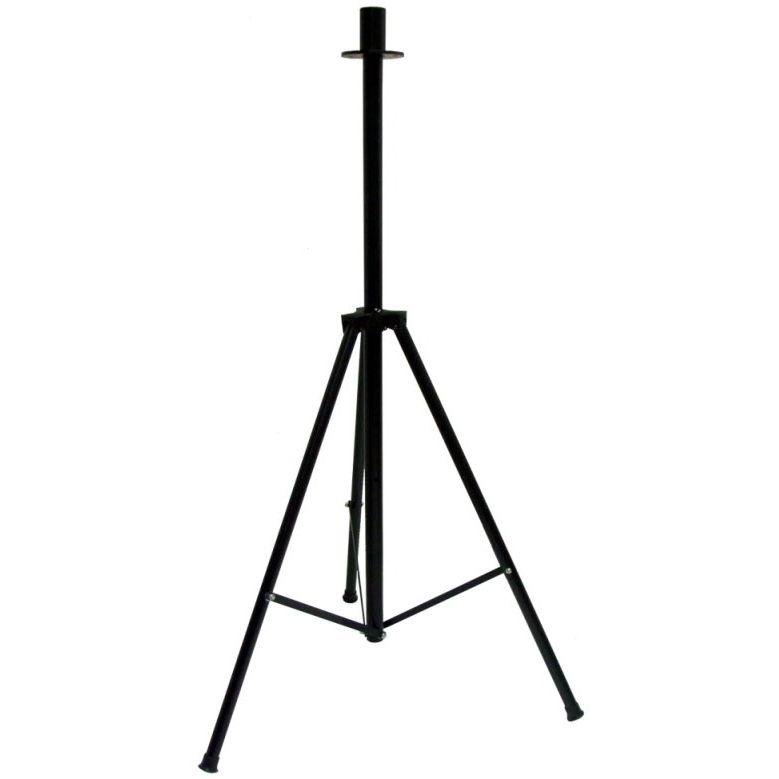Suporte Tripé Pedestal para Caixa de Som com Regulagem + Bag - O Par