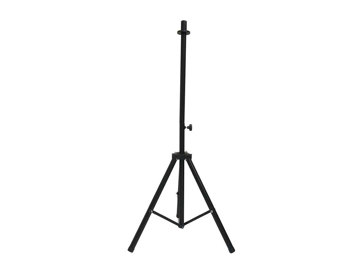 Suporte Tripé Pedestal Portátil para Caixa de Som com Regulagem