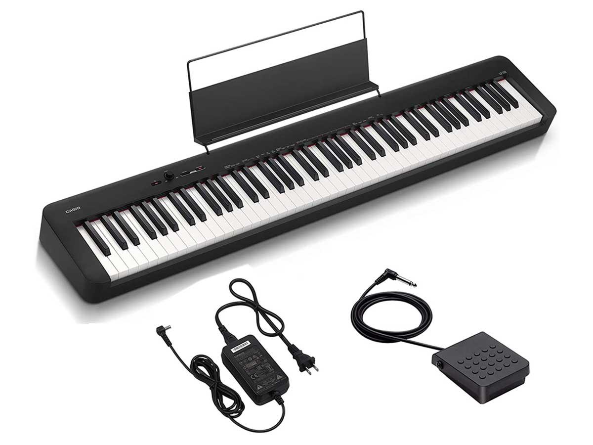 Piano Digital Casio CDP-S100 | 88 Teclas