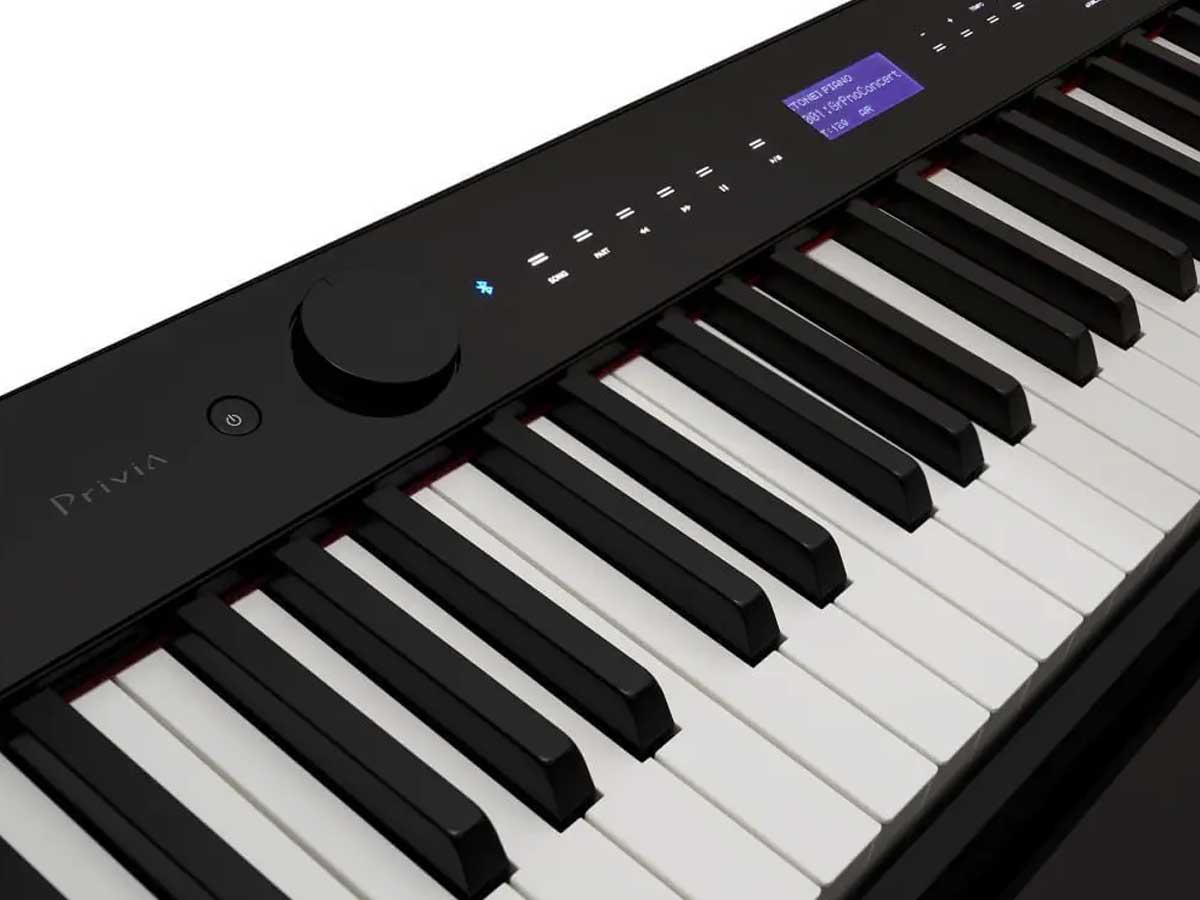 Piano Digital Casio Privia PX-S3000 - 88 Teclas