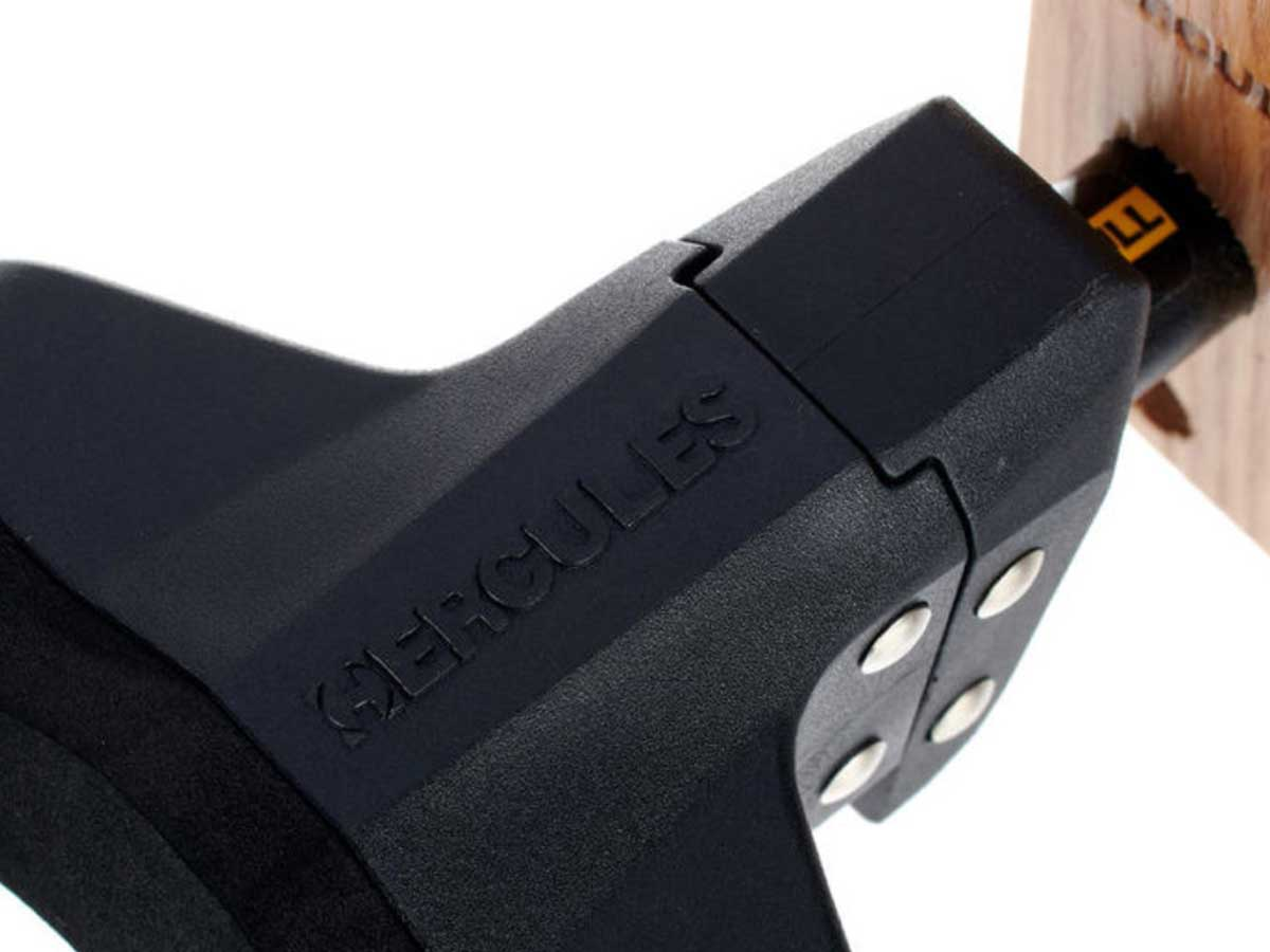 Suporte de Parede para Instrumento de Cordas Hercules AGS GSP38WB Plus