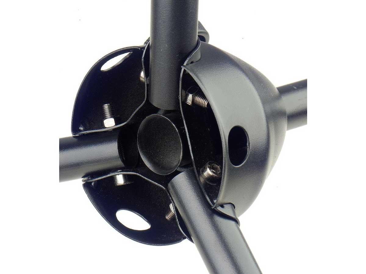 Suporte Pedestal para Microfone Stagg MIS-0822BK + Cachimbo