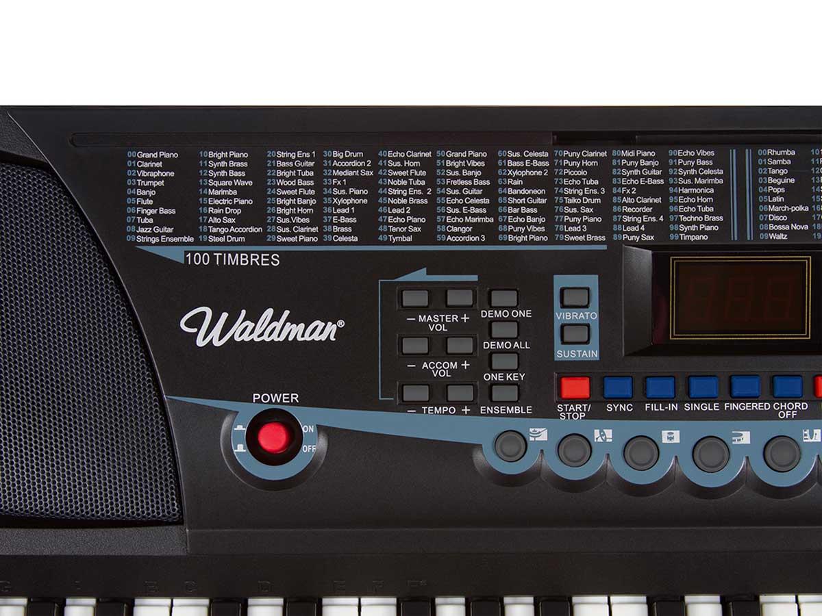 Teclado Arranjador Waldman UK 540