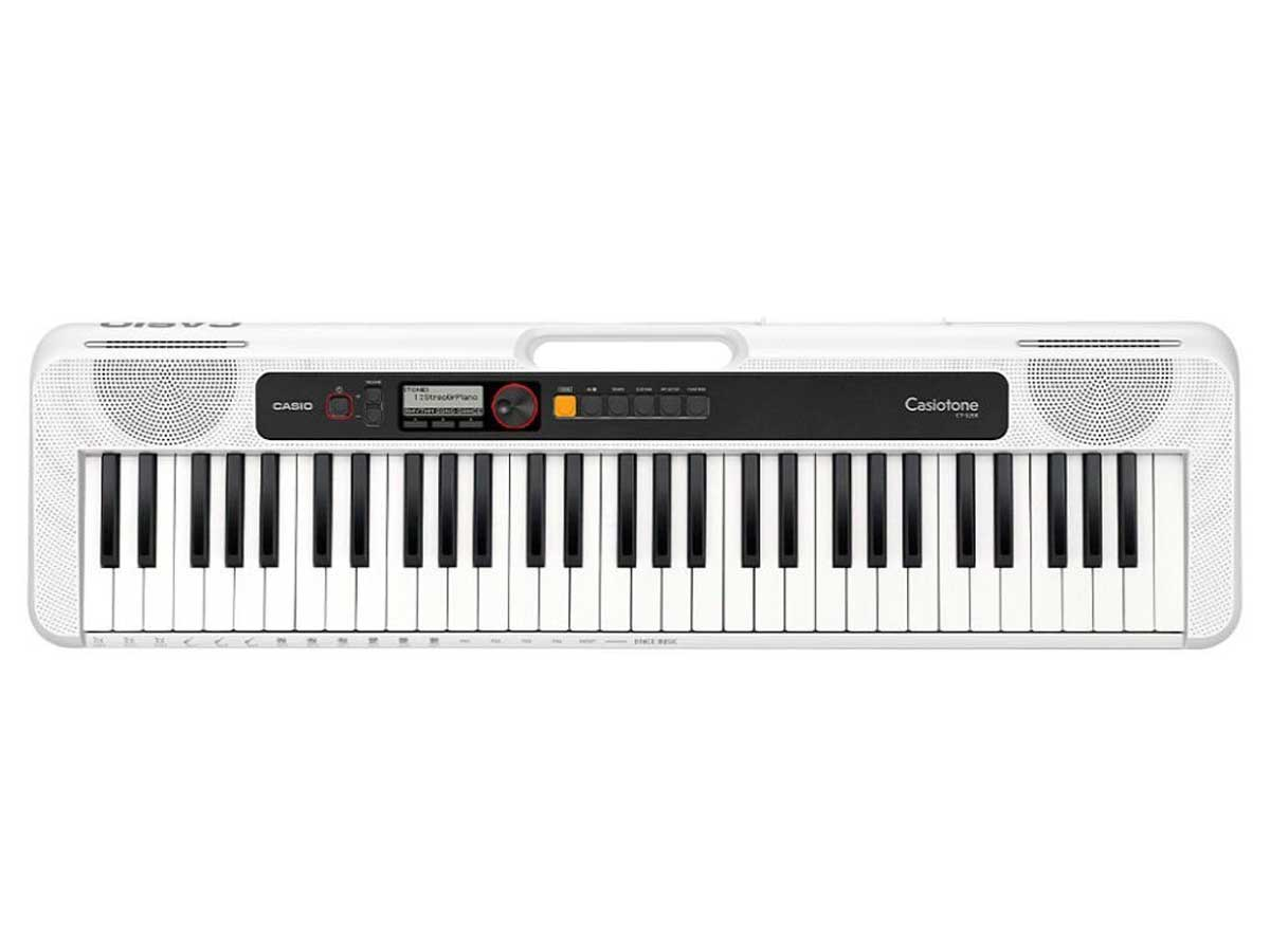 Teclado Digital Casio Casiotone CT-S200 - 61 Teclas