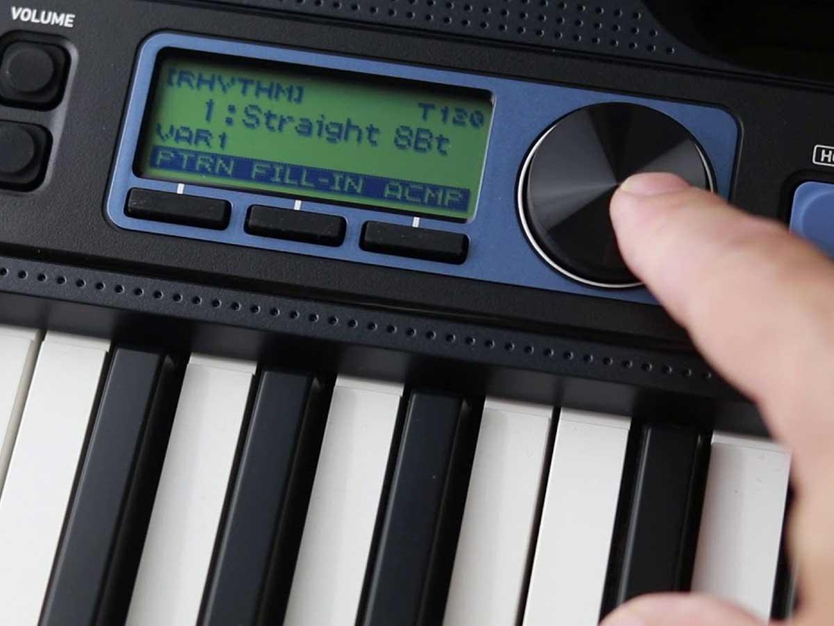 Teclado Digital Casio Casiotone CT-S300 - 61 Teclas