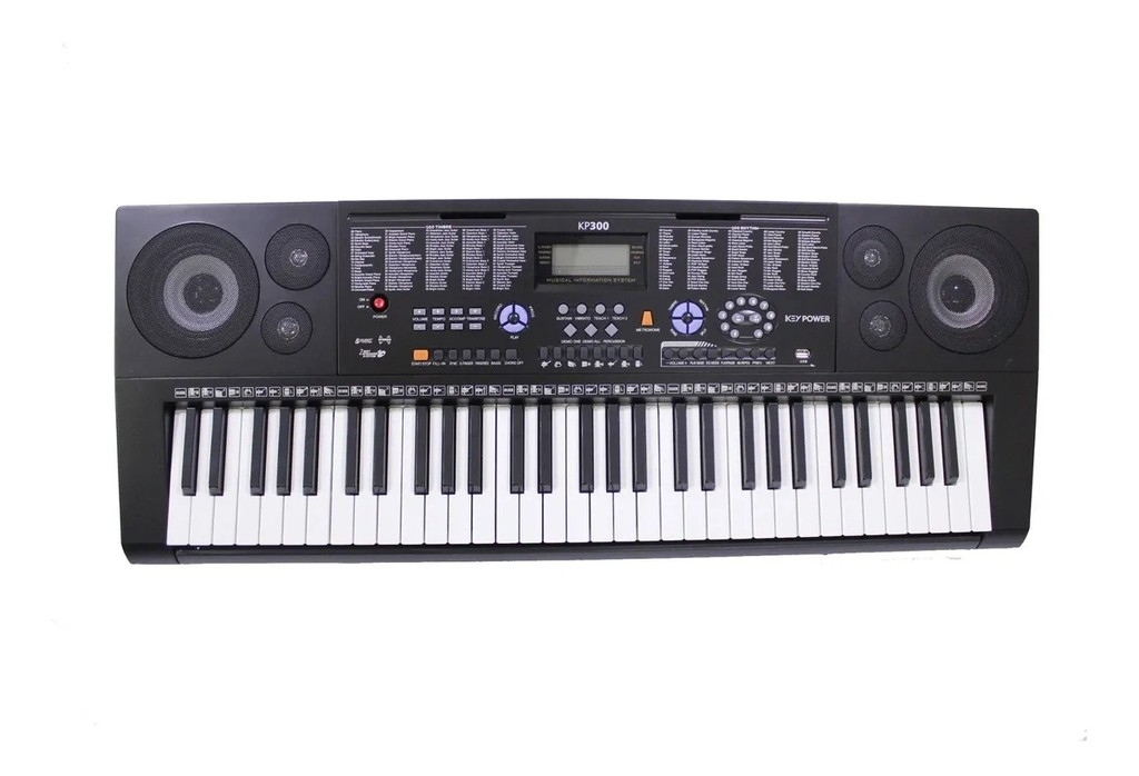 Teclado Musical Key Power - Kp300