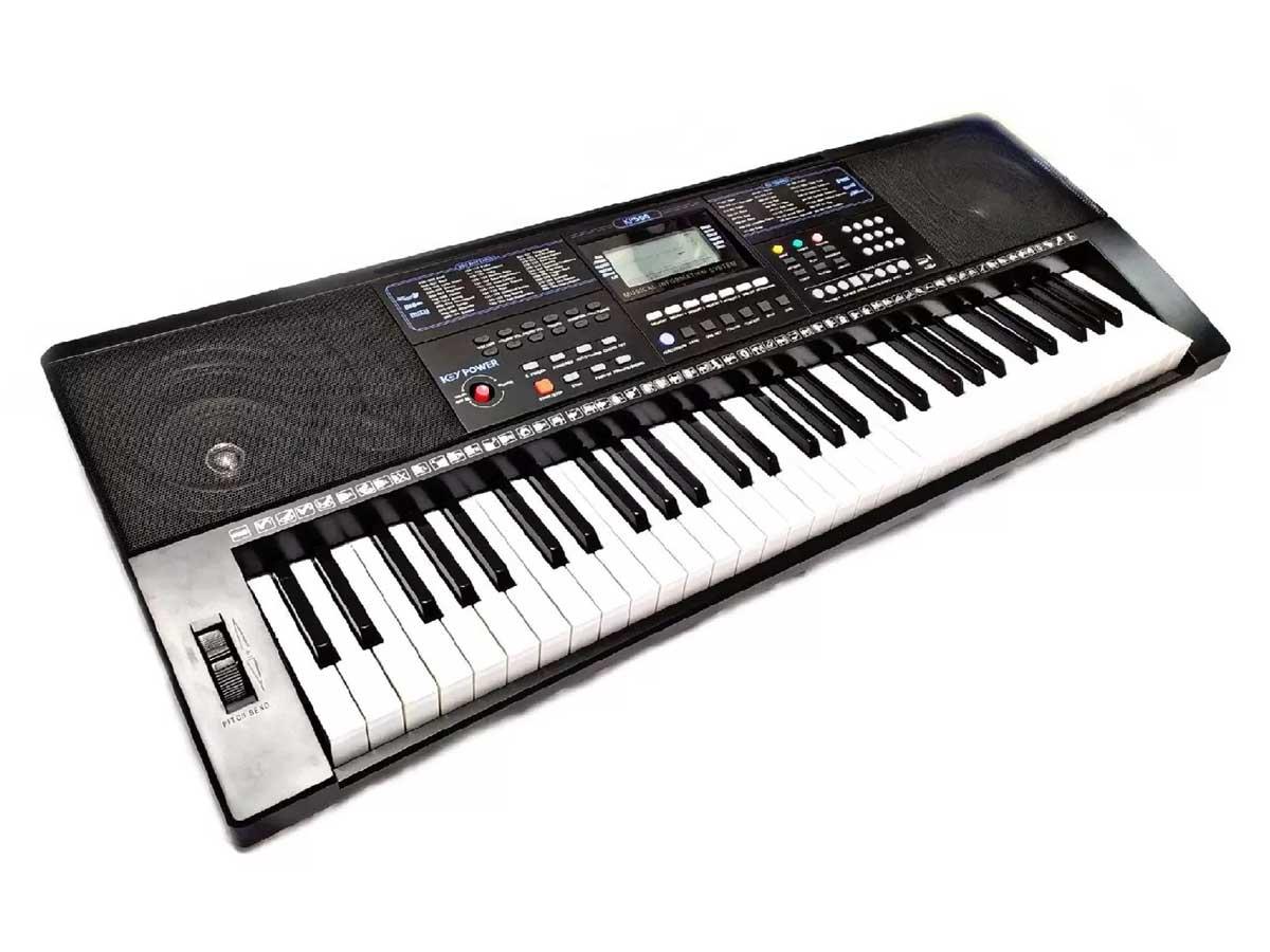 Teclado Musical Key Power - Kp 500