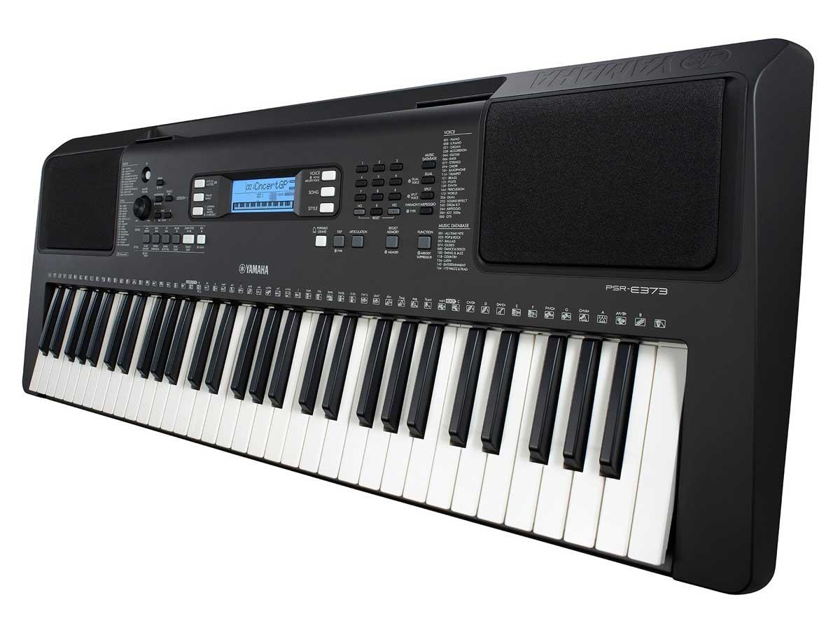 Teclado Yamaha PSR E373 - 61 Teclas