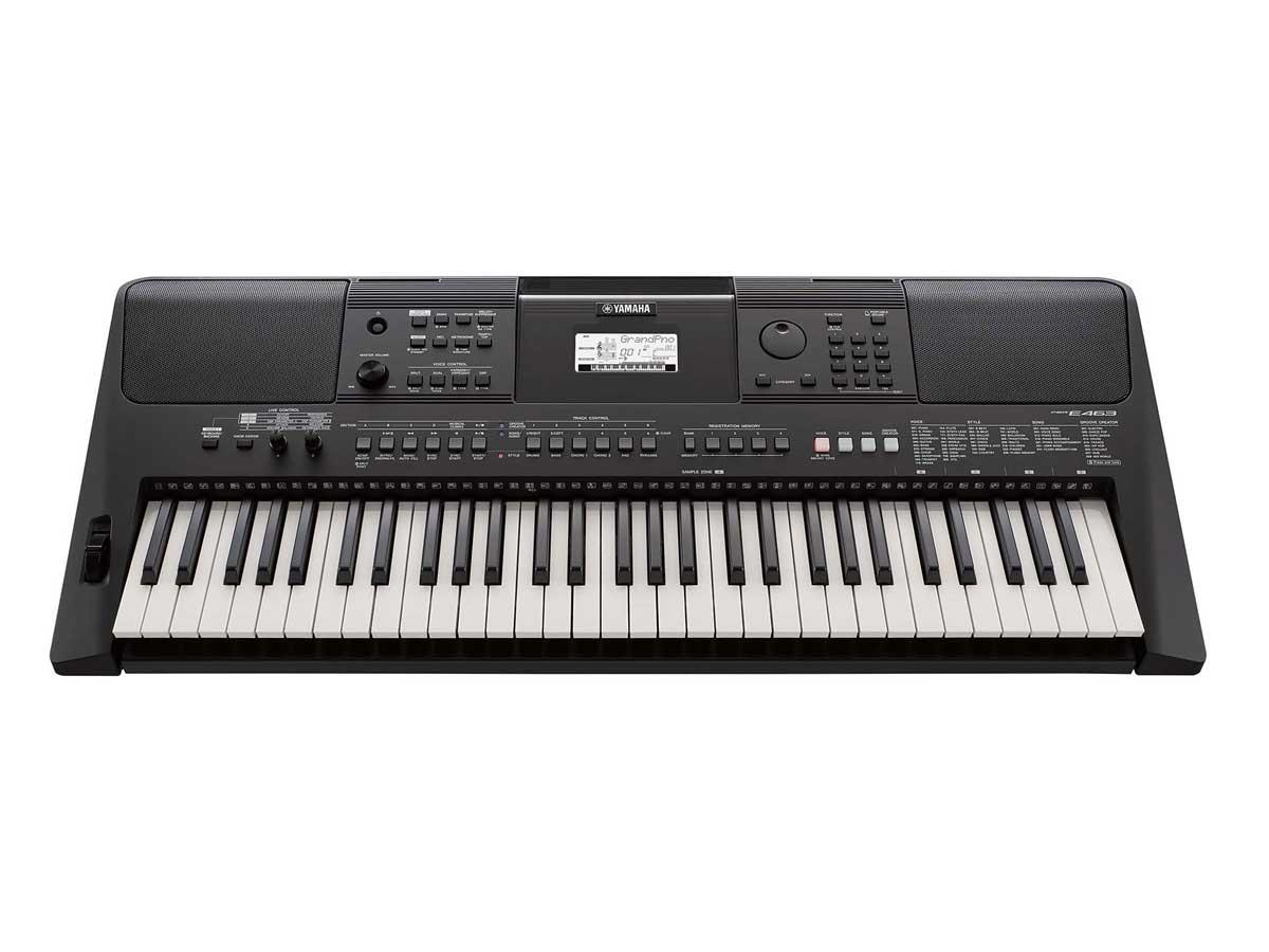 Teclado Yamaha PSR E463