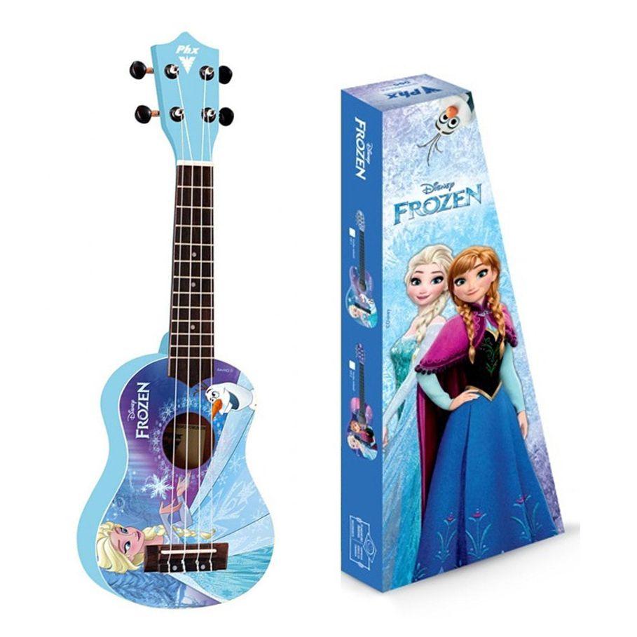 Ukulele Infantil PHX Disney Frozen azul
