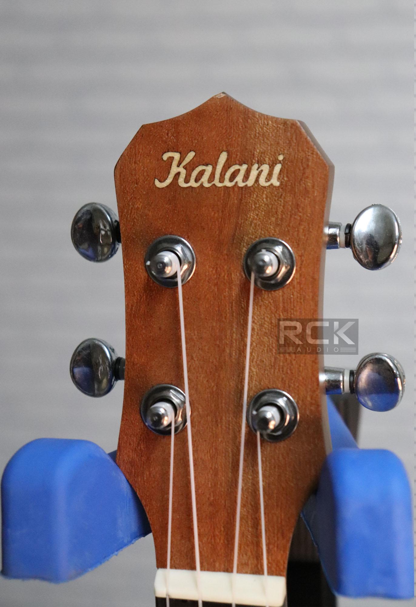 Ukulele Concert 24 Kalani Tribes Series KAL 200 CT com Bag