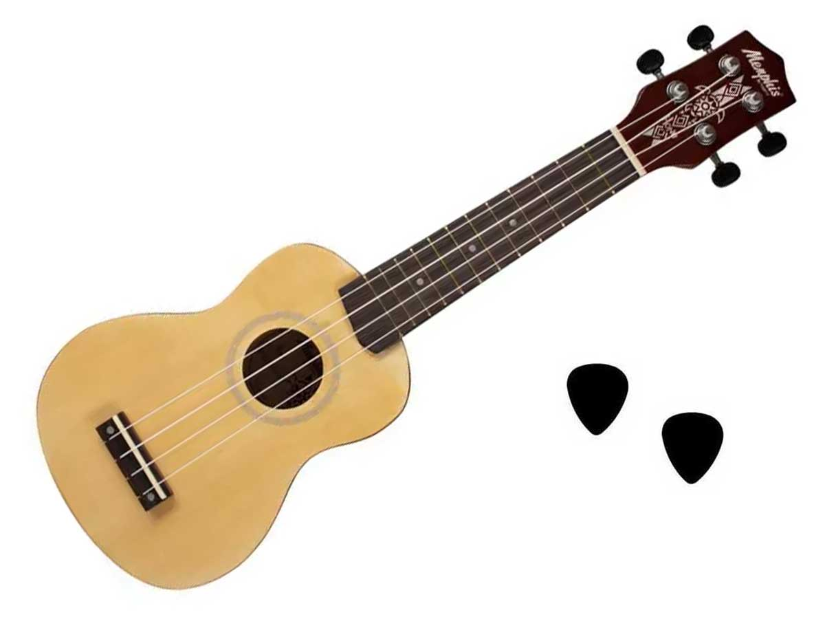 Ukulele Tagima Memphis Honu Soprano Acústico