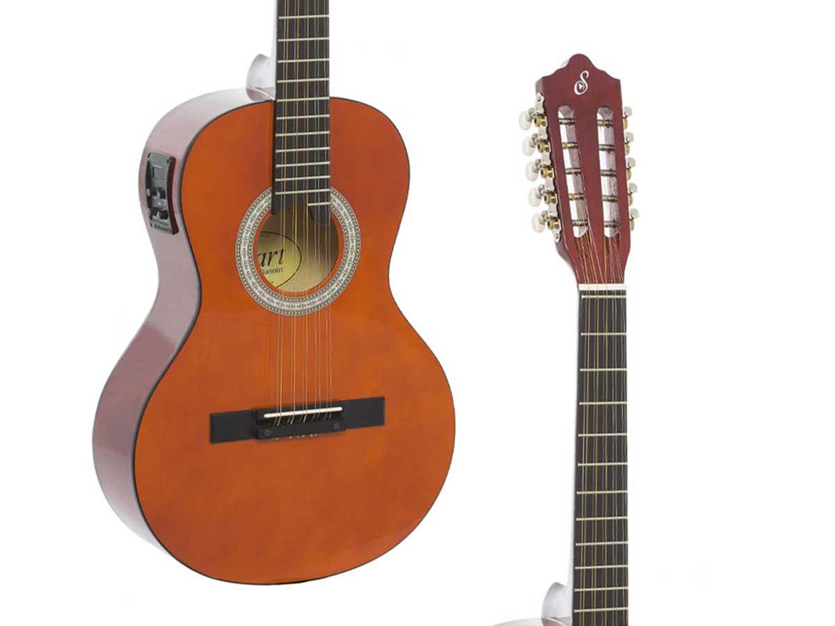 Viola Eletroacústica Giannini Start VS-14 EQ