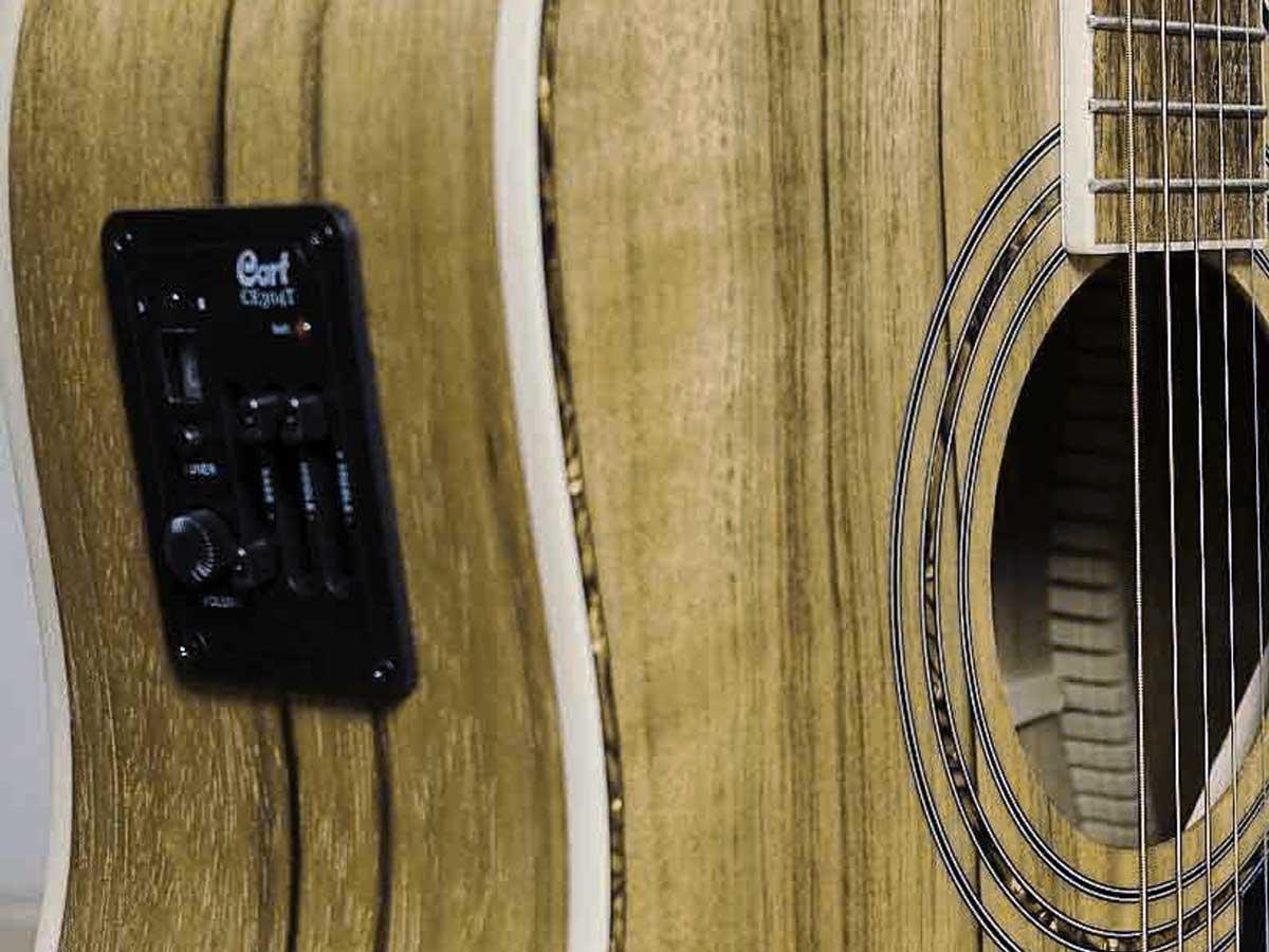 Violão Cort AD 880CE DAO OP Folk Eletroacústico