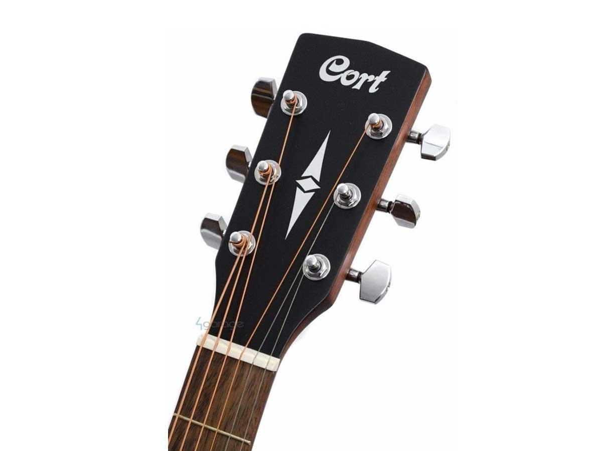 Violão Cort AF 510 EDX Concerto Aço Eletroacústico