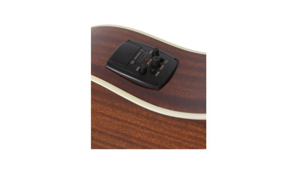 Violão Epiphone AJ210CE Natural Outfit C/ Case 10030649 *
