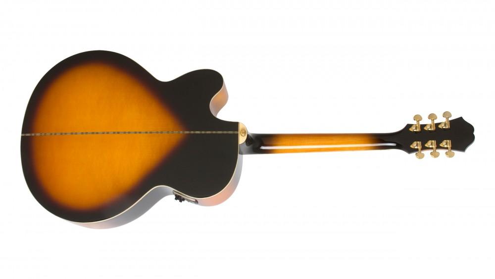 Violão Epiphone EJ200 SCE Vintage Sunburst 10030070 *