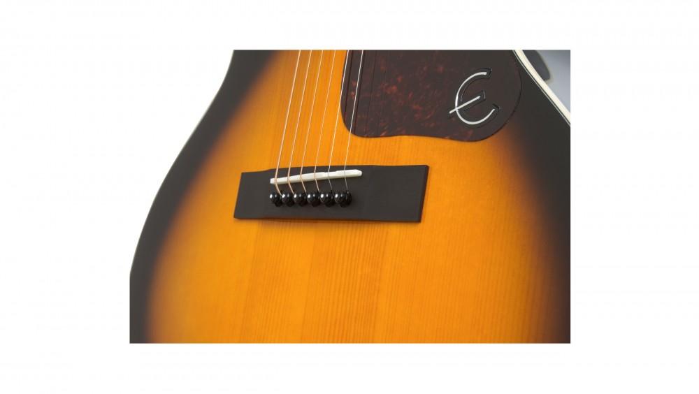 Violão Epiphone EL-00 PRO Mahogany Vintage Sunburst 10030641 *