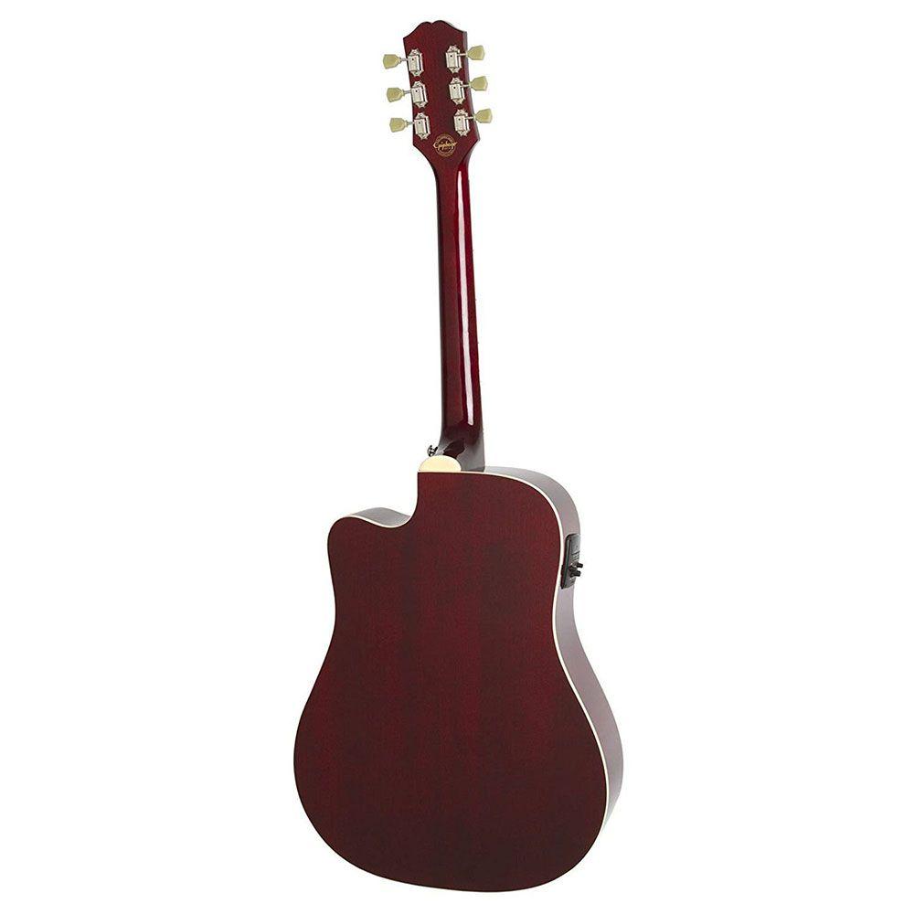 Violão Epiphone PRO-1 Ultra Wine Red 10030578 *