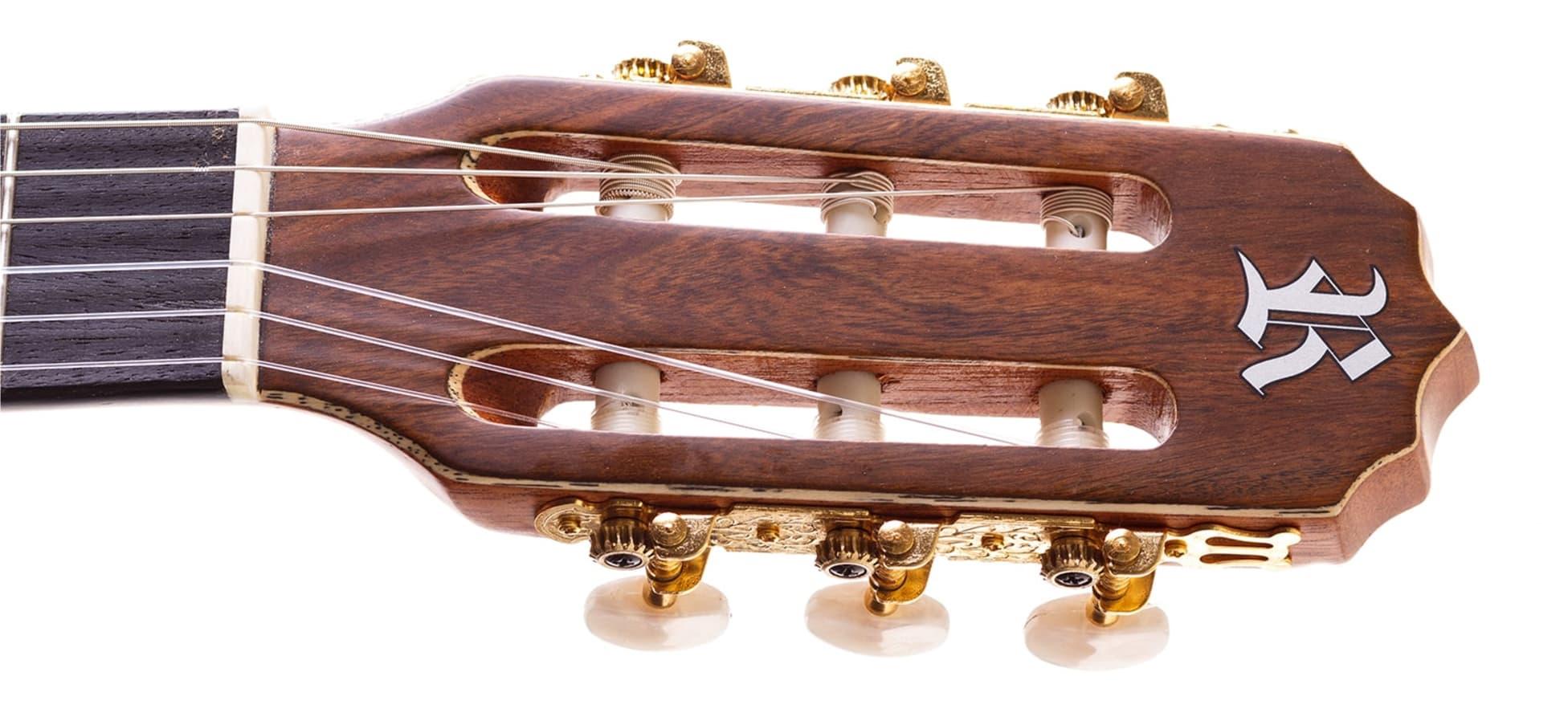 Violão Estúdio Clássico Rozini RX210.AC.F.LP