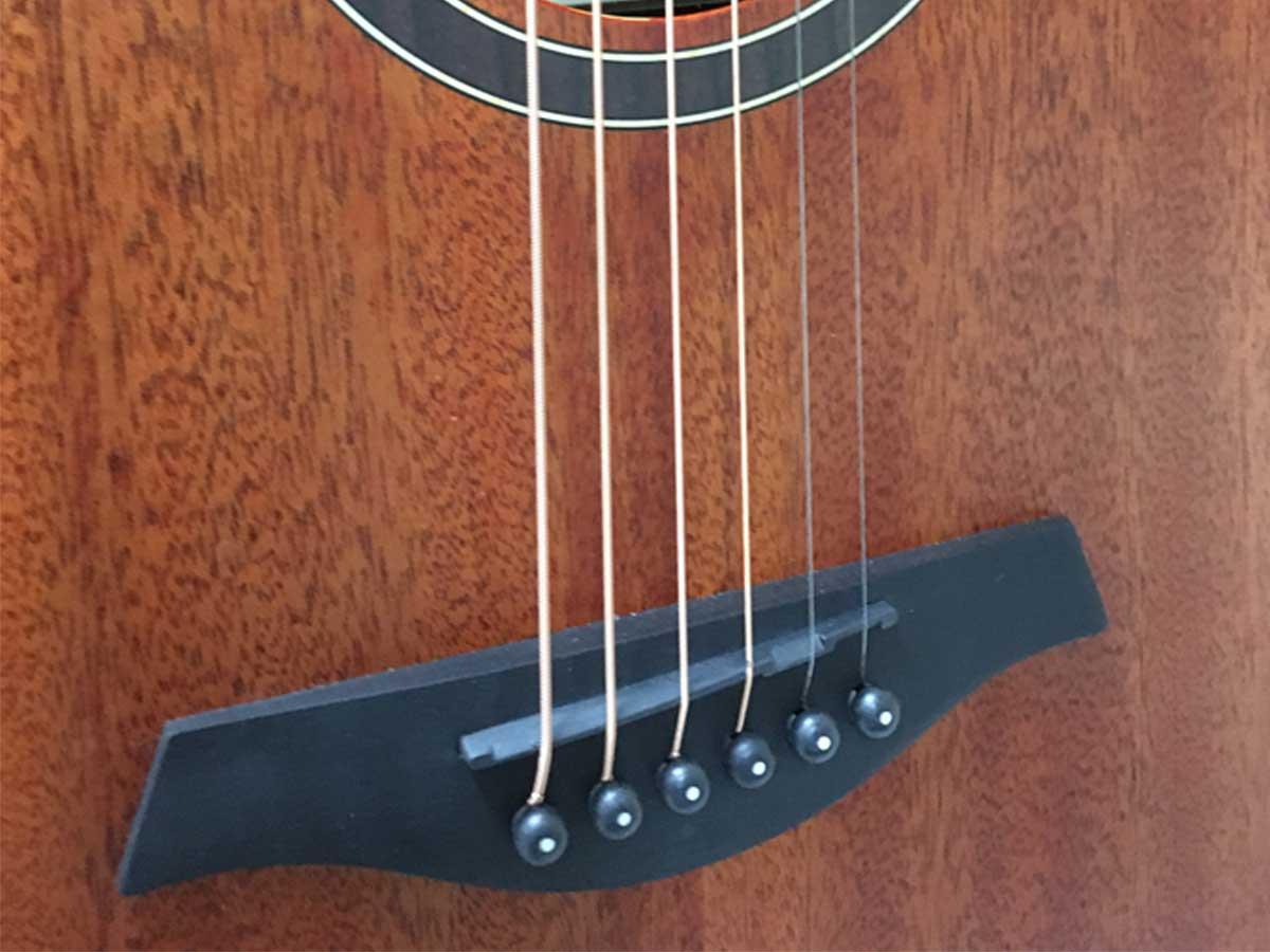 Violão Folk PHX Px-41 Mahogany Aço Eletroacústico