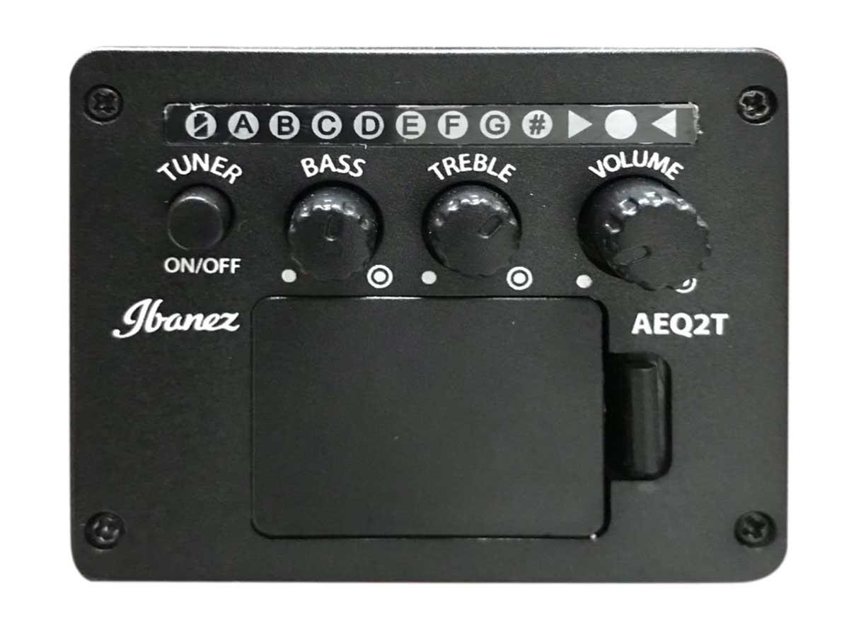 Violão Ibanez Nylon Eletroacústico GA 3ECE AM