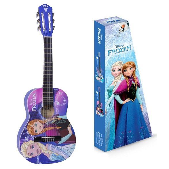 Violão Infantil PHX Disney Frozen Elsa e Anna VIF-2