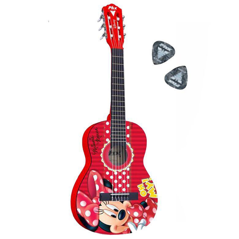 Violão Infantil PHX Disney Minnie