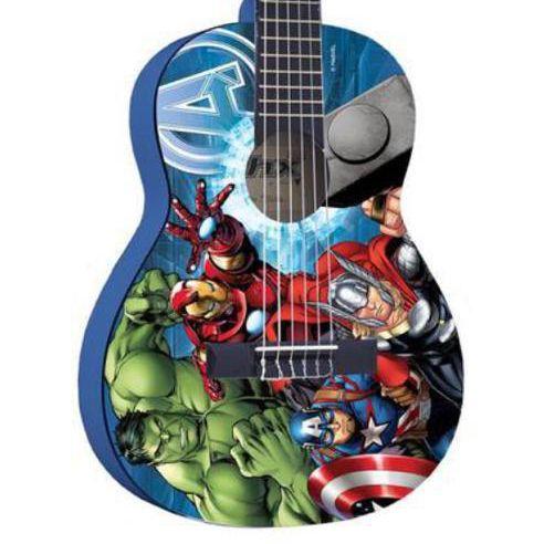 Violão Infantil PHX Marvel Vingadores Avengers