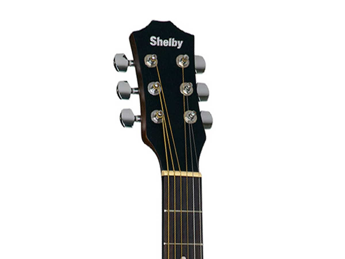 Violão Shelby SGD 195C Folk Eletroacústico Eagle