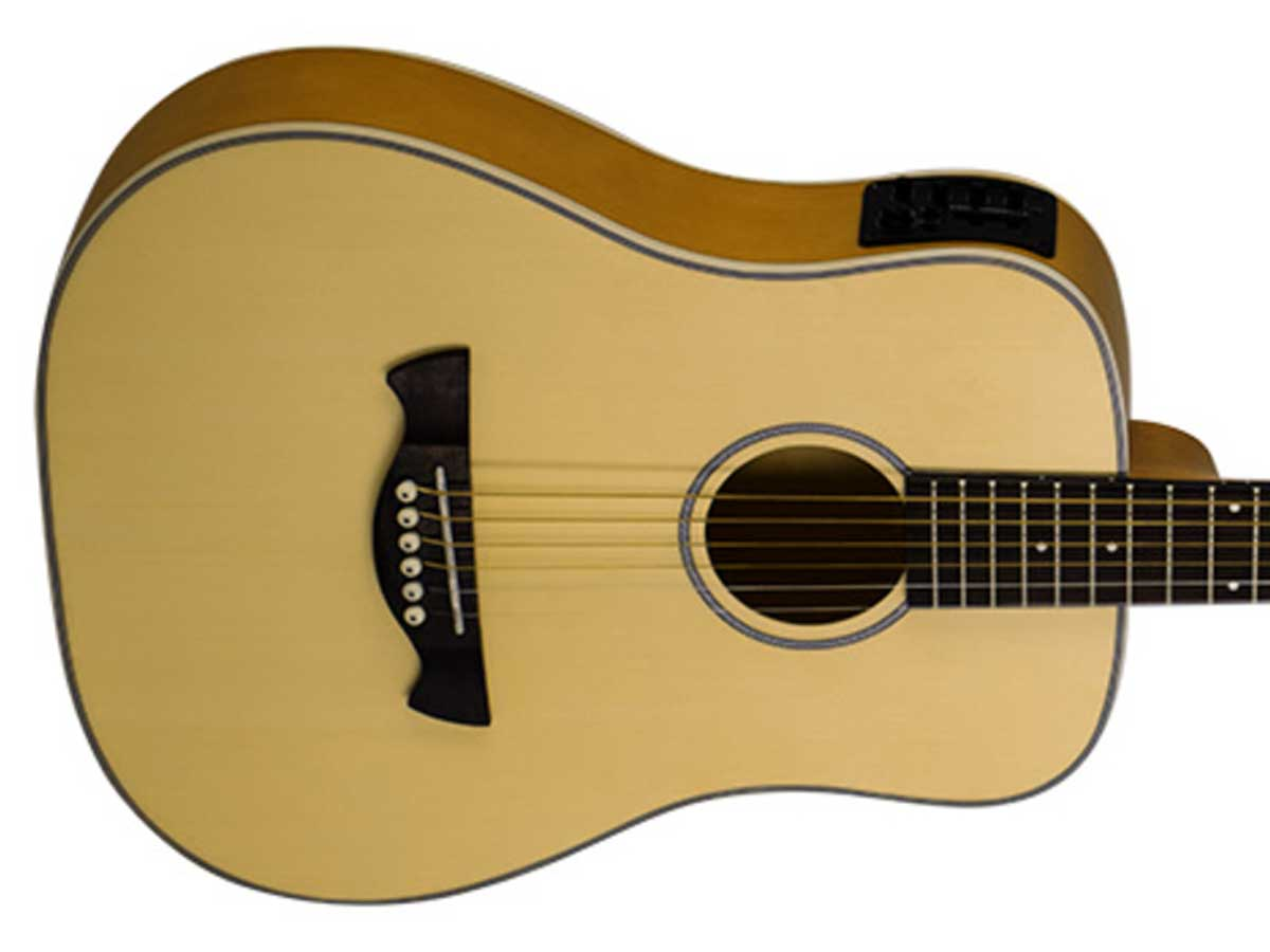 Violão Tagima Folk Baby TW-15 Eletroacústico