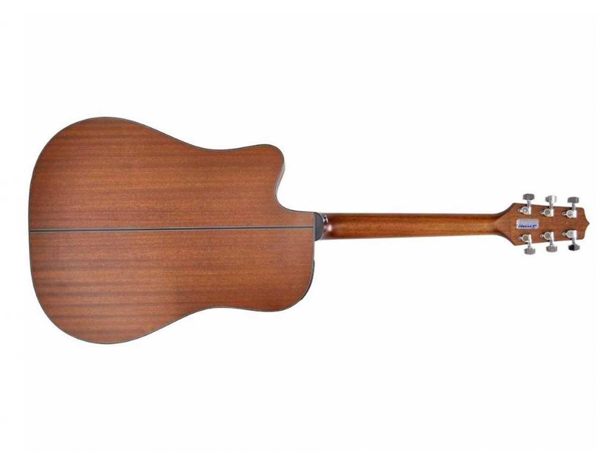 Violão Takamine GD11 MCE Folk Eletroacústico Mogno Fosco