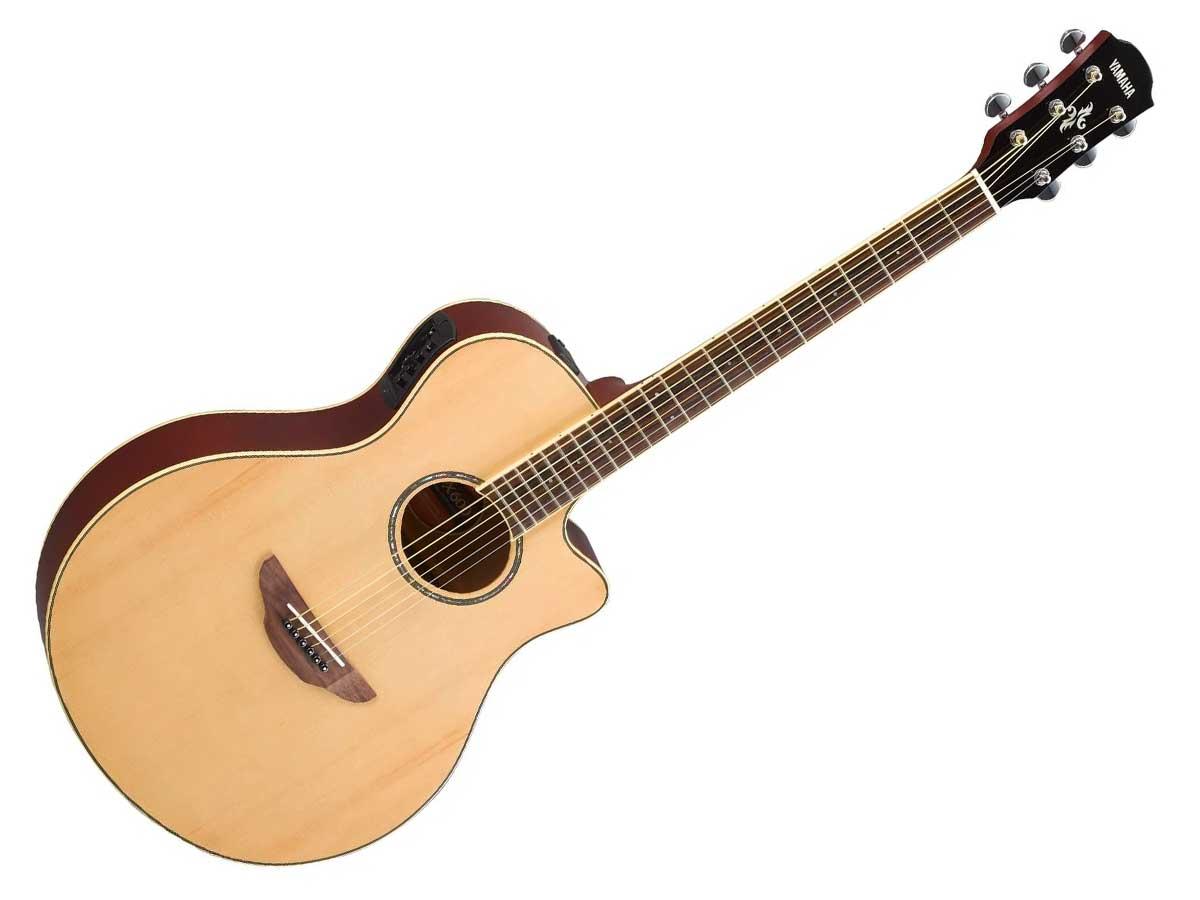 Violão Yamaha APX 600 Aço Eletroacústico