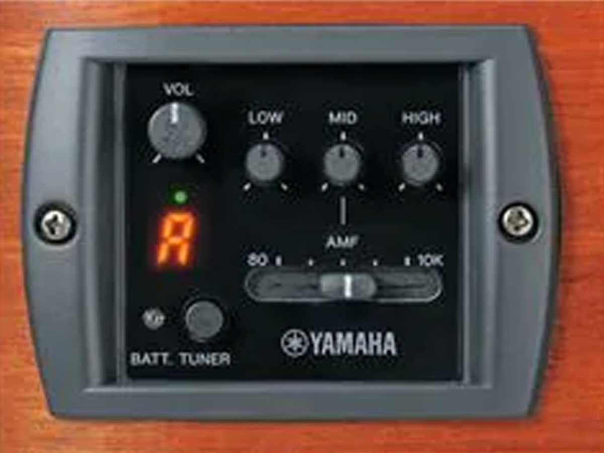 Violão Yamaha CPX 700 II Eletroacústico