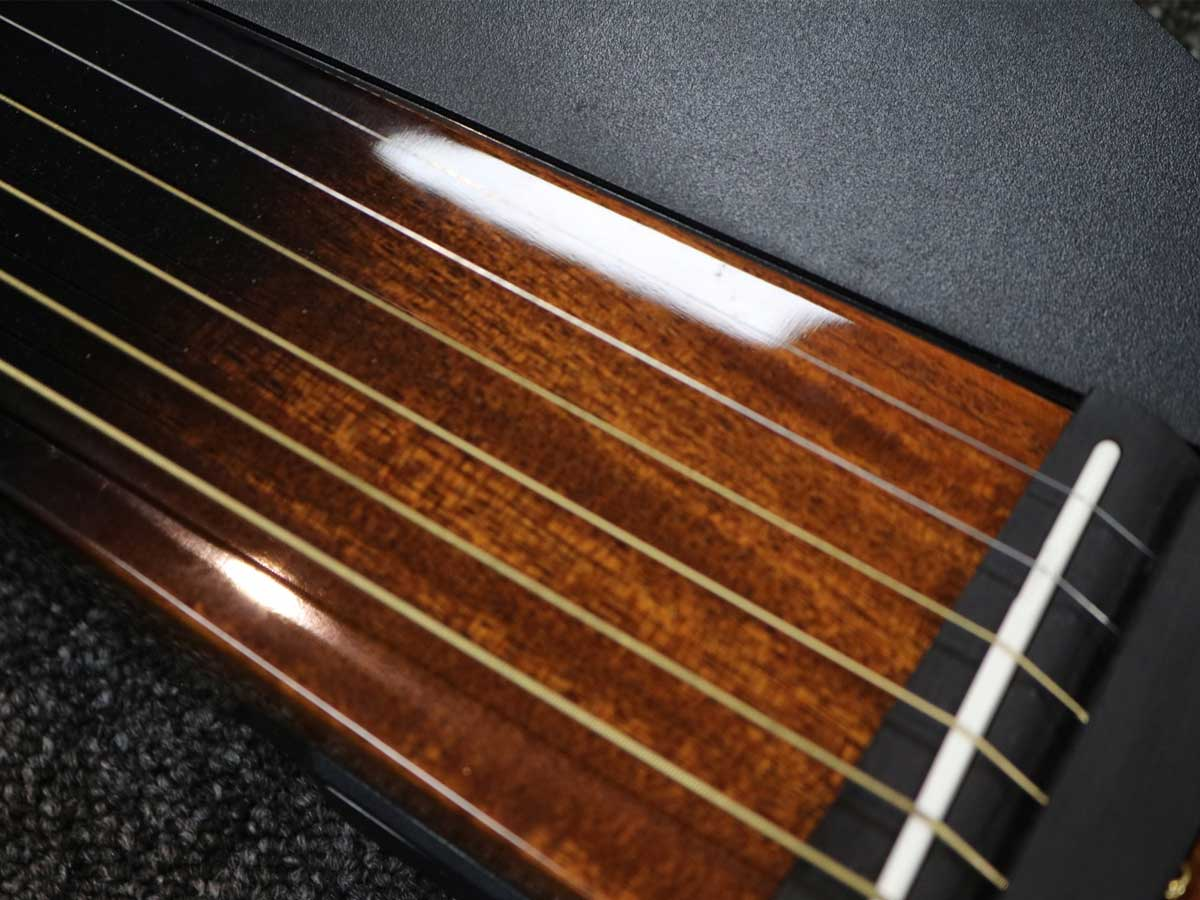 Violão Yamaha Silent SLG200S Aço