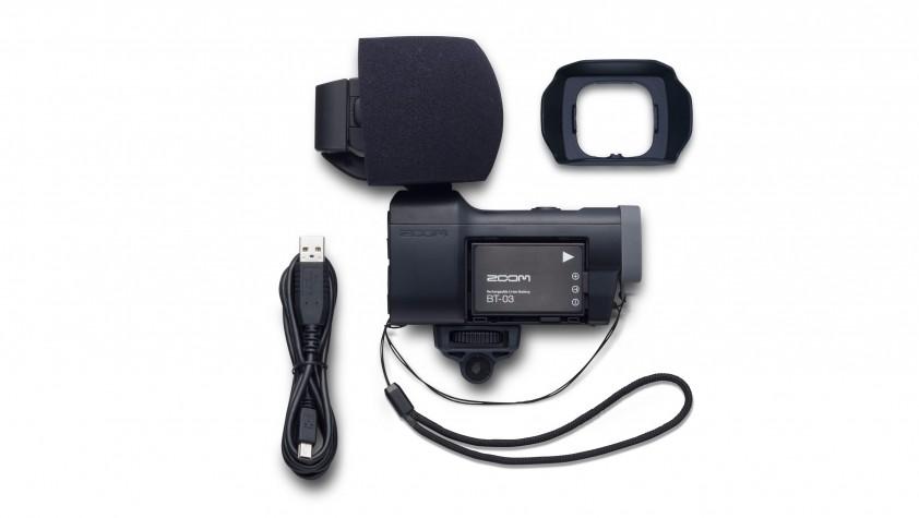Zoom Q8 - Gravador 4 canais e filmadora Full HD