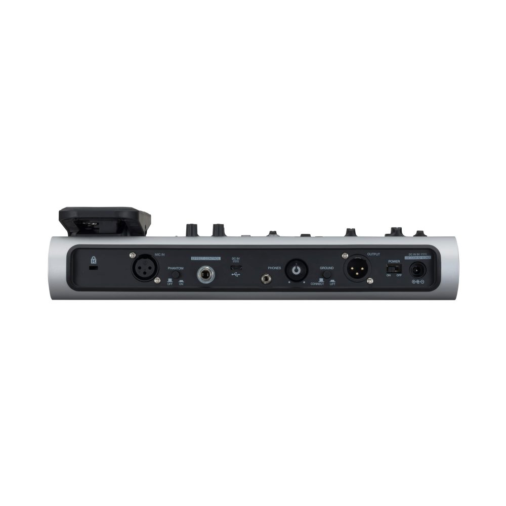 Zoom V6 Vocal Processor Pedaleira Com Módulo De Efeitos Voz 10020282 *