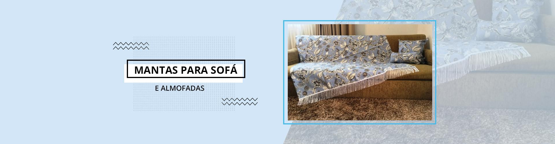Mantas para Sofá