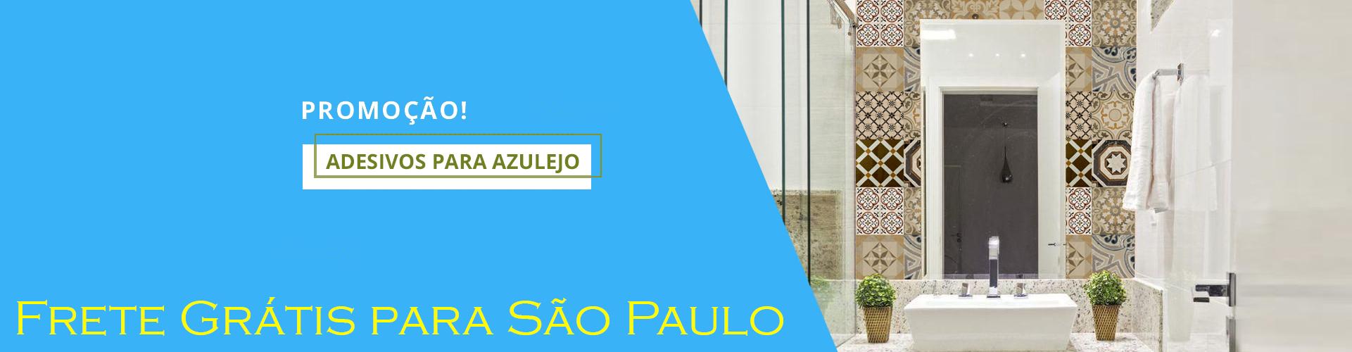 Frete Grátis para São Paulo