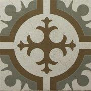 Adesivo para Azulejo Ladrilho Hidráulico Alicante Vinil 15x15cm 16 peças Cosi Dimora